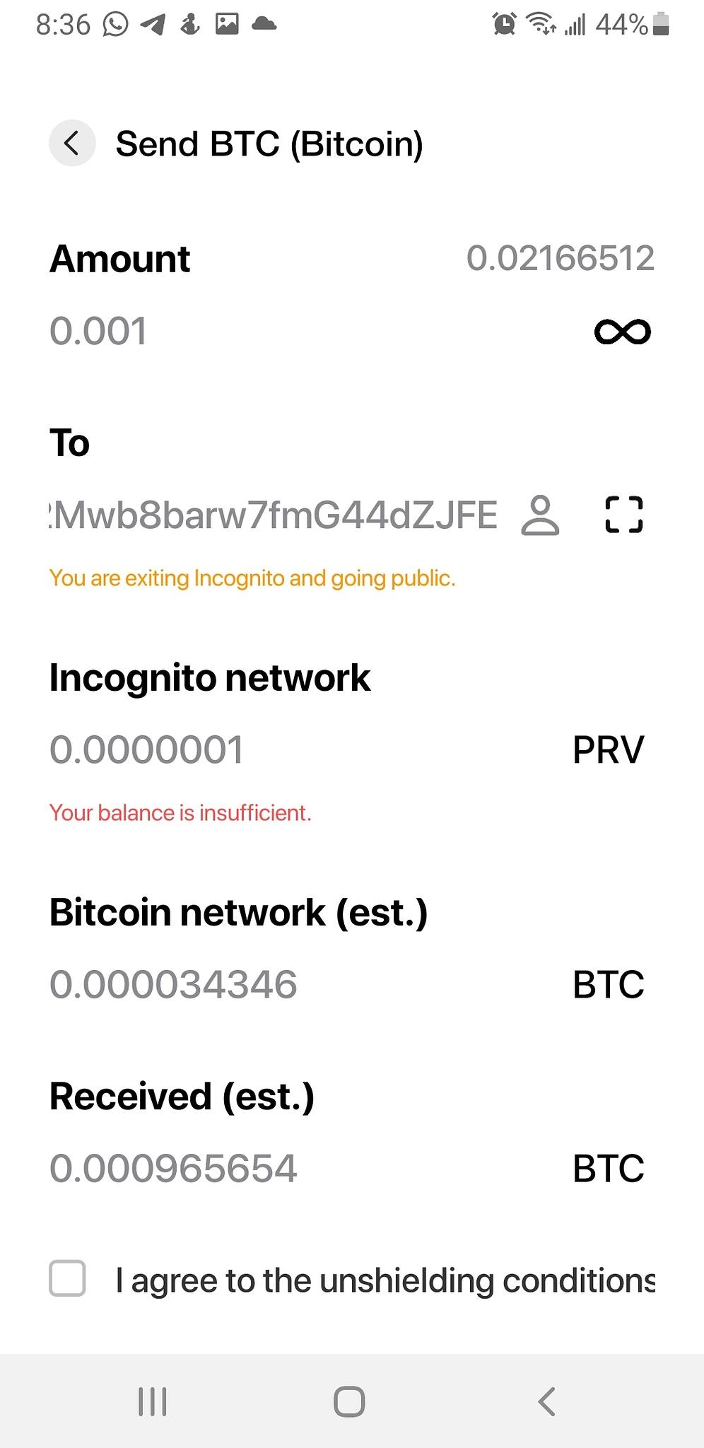 Screenshot_20210826-203636_Incognito Wallet